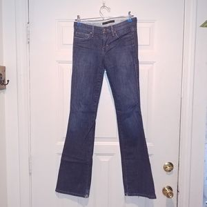Joe's Jeans Rocker cut denim